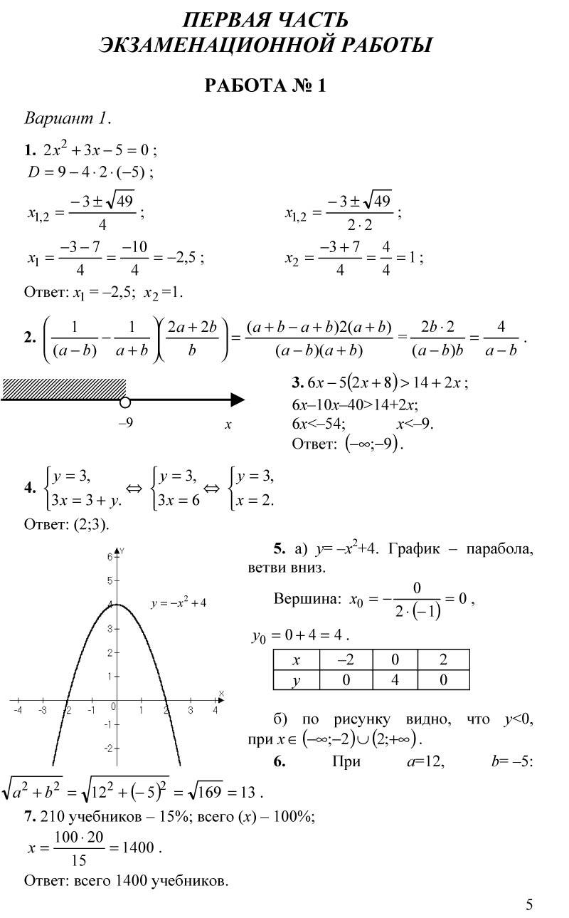 решебник для сборник задач по математике беняш кривца